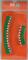 SCX 87930 Standard Outer curve borders ( 4+4 ) 1:32