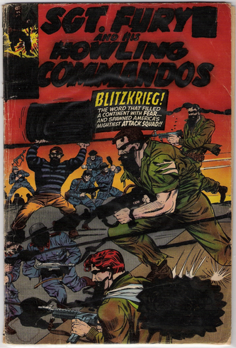 SGT Fury and his Howling commandos 34