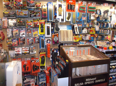 Slot cars, sets, track and accessories