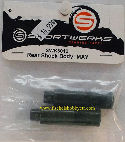 Sportwerks SWK3010 Rear Shock Body: Mayhem