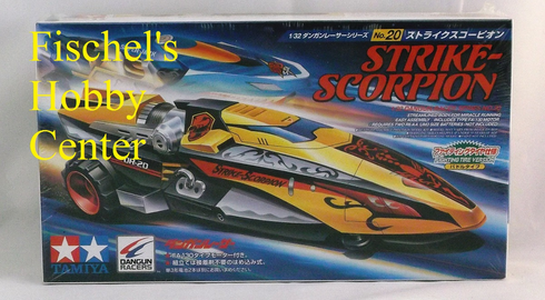 Tamiya 17620 DR-20 Strike Scorpion 1/32 Dangun racer series #20