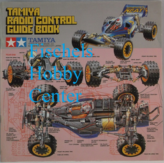 Tamiya 1988 Radio Control Guide Book