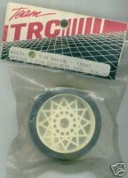 Team TRC T/M Radial Front Med For Concrete ovel