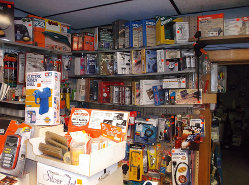 Tools and Hobby supplies