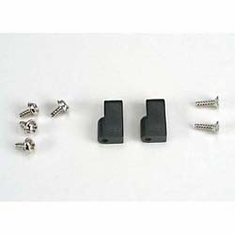 Traxxas 2715 Servo Mounts w/ Screws: NS, NB, 4T