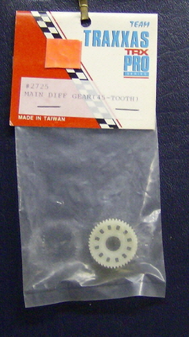 Traxxas 2725 Main Diff Gear ( 45 tooth )