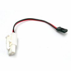 Traxxas 3029 Plug Adapter: TRX Power Charger,SLY