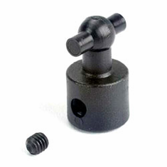 Traxxas 3827 Motor Drive Cup/Grub Screw: Blue