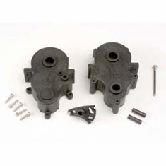 Traxxas 3991 Front & Right Gearbox Halves: EMX