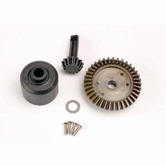 Traxxas 4981 Ring Gear, 37T: EMX,TMX 15, 2.5, 3.3