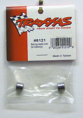 Traxxas 5121 Bearing needle roller 6x10x8mm 2
