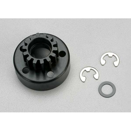 Traxxas 5214 Clutch Bell, 14T, Washer, 5mm EClip: SLY