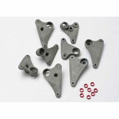 Traxxas 5358 Rocker Arm Set ,Progressive 2, Aluminum: Revo,SLY