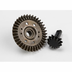 Traxxas 5379 Ring Gear Differential and Pinion Gear, Differential old