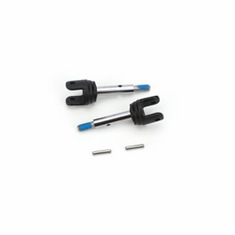 Traxxas 6853x Heavy Duty Rear Stub Axles (2):Stampede 4x4