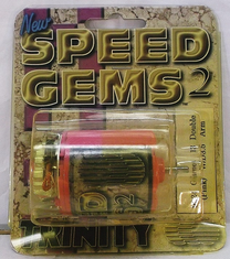 Trinity 9224 Speed Gems 2 Garnet 13 Double Wound Pink W/D 3.5 arm R/C Electric Motor