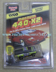 Tyco Magnum 440-x2 # 55 truck Electric slotcar 9048