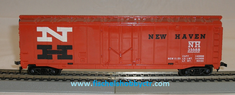 Tyco New Haven Box car # 35688 Ho scale RTR