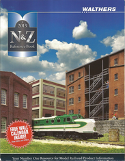 Walthers 2013 N&Z Reference catalog 913-253