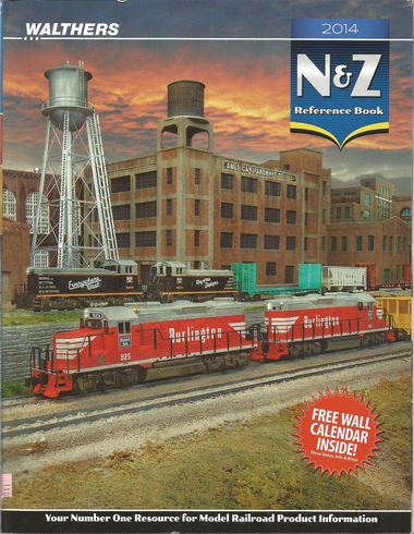 Walthers 2014 N&Z Reference Catalog 913-254