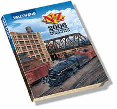 Walthers 913-246 2006 N scale Catalog