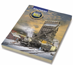 Walthers 913-249 2009 N scale catalog