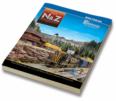 Walthers 913-252 2012 N scale Catalog