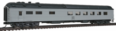Walthers 932-10173 Mainenance-of-Way #4001 (MOW Scheme, gray, black)