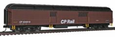 Walthers 932-10529 Canadian Pacific #404910 (MOW Scheme; Boxcar Red, black)
