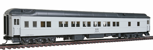 Walthers 932-11023 Maintenance-of-Way #3003 (MOW Scheme, gray, black)
