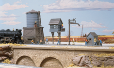 Walthers 933-3205 Cornerstone Series(R) Shady Junction Structures Limited Run N scale