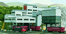 Walthers 933-3221 New River Mining Company N scale