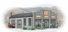 Walthers 933-3808 State Line Farm Supply N scale