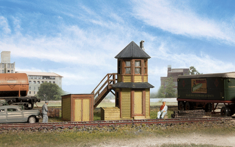 Walthers 933-3811 Gateman's Tower N scale