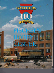 Walthers 913-638 HO scale Catalog 1995