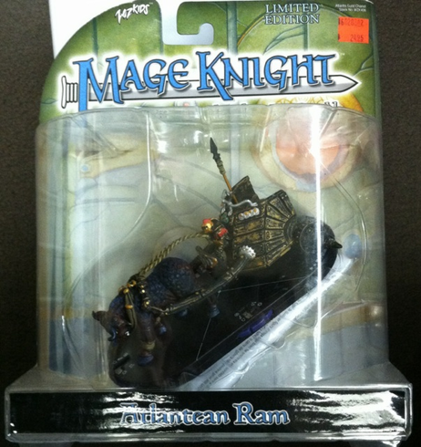 Wizkids WZK406 Mage Knight Atlantean Ram Limited Edition