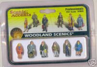 Woodland Scenic Accents A1835 Professionals HO