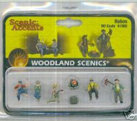 Woodland Scenic Accents A1860 Hobos Ho