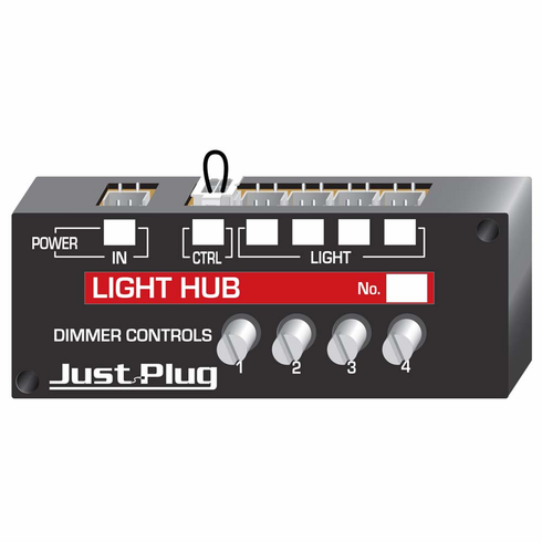 Woodland Scenics JP5701 Just Plug Light Hub