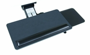 "20""W, Keyboard Tray System w/ Phenolic Slide out Mouse Tray and Lift and Lock Arm"