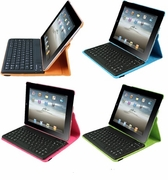 2COOL Duo-View™ Portfolio with Detachable Bluetooth® Keyboard