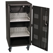 30 Bay Tablet, iPad and Chromebook Charging & Storage Cart