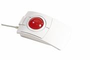 "5 Button L-Trac Glow Backlit Laser Trackball <font color=""red"">Blue or Red Ball</font>"