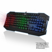 Adesso EasyTouch135 Illuminated Gaming Keyboard