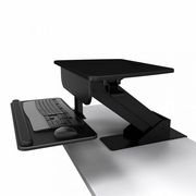 Atdec Sit to Stand Desk Clamp Workstation