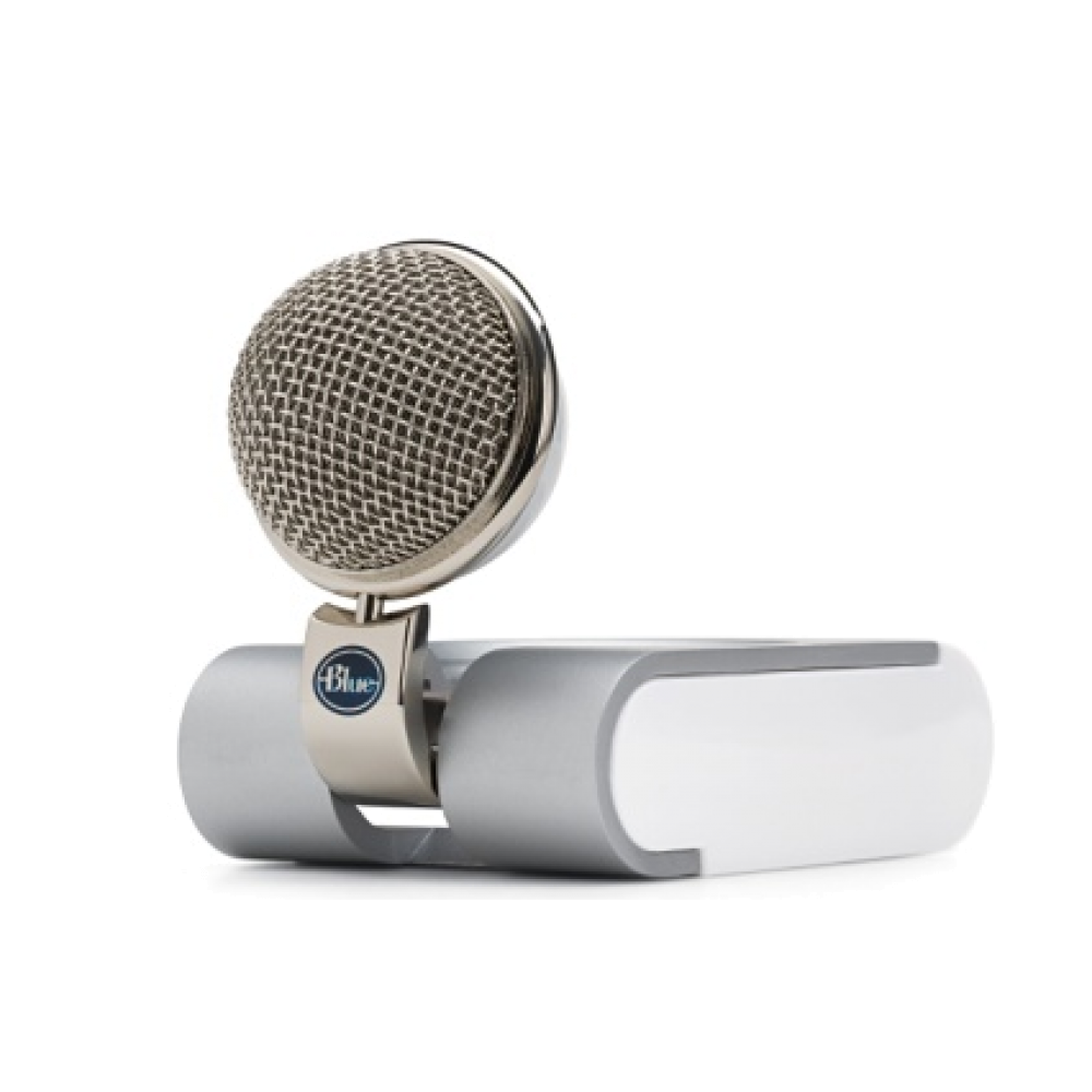Blue Microphones Snowflake Portable Microphone Mic Click To Enlarge