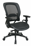 Breathable Mesh Seat and Back Managers Chair