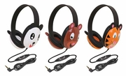Califone Animal Themed Listening First Stereo Headphones