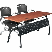 Chi Flipper Multifunction Ergonomic Table