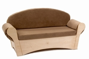 Child's Easy Sofa - Tan